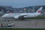 tak✈さんが、福岡空港で撮影した日本航空 787-8 Dreamlinerの航空フォト(写真)