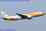 Chofu Spotter Ariaさんが、成田国際空港で撮影したノックスクート 777-212/ERの航空フォト(飛行機 写真・画像)