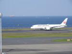 鬼の手さんが、羽田空港で撮影した日本航空 787-8 Dreamlinerの航空フォト(写真)