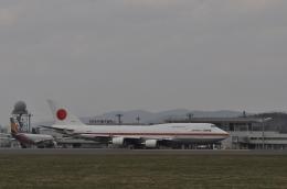 せいちやんさんが、旭川空港で撮影した航空自衛隊 747-47Cの航空フォト(飛行機 写真・画像)