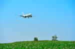 ☆NSさんが、旭川空港で撮影したJALエクスプレスの航空フォト(写真)
