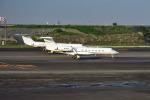 tsubasa0624さんが、羽田空港で撮影したウェルズ・ファーゴ・バンク・ノースウェスト G-V Gulfstream Vの航空フォト(飛行機 写真・画像)