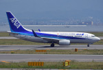 tsubasa0624さんが、関西国際空港で撮影した全日空 737-781の航空フォト(飛行機 写真・画像)