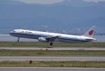 tsubasa0624さんが、関西国際空港で撮影した中国国際航空 A321-232の航空フォト(飛行機 写真・画像)
