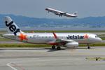 tsubasa0624さんが、関西国際空港で撮影したジェットスター・ジャパン A320-232の航空フォト(飛行機 写真・画像)