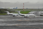 tsubasa0624さんが、羽田空港で撮影した中国個人所有 G-V-SP Gulfstream G550の航空フォト(写真)