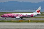tsubasa0624さんが、関西国際空港で撮影した日本トランスオーシャン航空 737-446の航空フォト(飛行機 写真・画像)