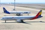 Kuuさんが、中部国際空港で撮影したアシアナ航空 A321-231の航空フォト(飛行機 写真・画像)