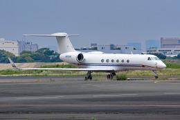 tsubasa0624さんが、羽田空港で撮影したプライベートエア G-V-SP Gulfstream G500の航空フォト(写真)