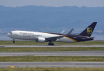 tsubasa0624さんが、関西国際空港で撮影したUPS航空 767-34AF/ERの航空フォト(飛行機 写真・画像)