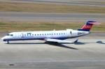 Kuuさんが、中部国際空港で撮影したアイベックスエアラインズ CL-600-2C10 Regional Jet CRJ-702ERの航空フォト(飛行機 写真・画像)