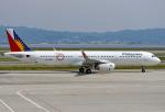 tsubasa0624さんが、関西国際空港で撮影したフィリピン航空 A321-231の航空フォト(飛行機 写真・画像)