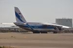 tsubasa0624さんが、関西国際空港で撮影したヴォルガ・ドニエプル航空 An-124-100 Ruslanの航空フォト(飛行機 写真・画像)