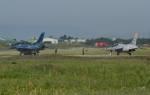 hiro1958さんが、岐阜基地で撮影した航空自衛隊 F-2Bの航空フォト(飛行機 写真・画像)