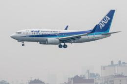 xingyeさんが、青島流亭国際空港で撮影した全日空 737-781の航空フォト(飛行機 写真・画像)