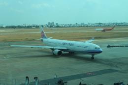 シフォンさんが、タンソンニャット国際空港で撮影したチャイナエアライン A330-302の航空フォト(写真)