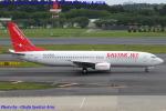 Chofu Spotter Ariaさんが、成田国際空港で撮影したイースター航空 737-86Nの航空フォト(写真)