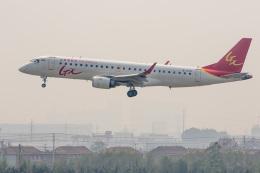 xingyeさんが、青島流亭国際空港で撮影したGXエアラインズ ERJ-190-100 LR (ERJ-190LR)の航空フォト(飛行機 写真・画像)
