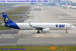 Chofu Spotter Ariaさんが、関西国際空港で撮影したV エア A321-231の航空フォト(飛行機 写真・画像)