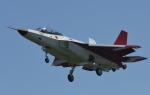 hiro1958さんが、岐阜基地で撮影した防衛装備庁 X-2 (ATD-X)の航空フォト(飛行機 写真・画像)