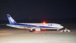 kuhさんが、秋田空港で撮影した全日空 777-281の航空フォト(写真)