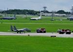 じーく。さんが、嘉手納飛行場で撮影したアメリカ空軍 F-15 Eagleの航空フォト(飛行機 写真・画像)