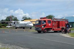 TRIPworldさんが、フナフティ国際空港で撮影したフィジー・リンク ATR-72-600の航空フォト(飛行機 写真・画像)