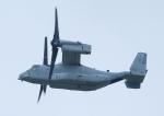 じーく。さんが、嘉手納飛行場で撮影したアメリカ海兵隊 MV-22Bの航空フォト(飛行機 写真・画像)