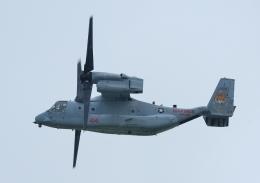 じーく。さんが、嘉手納飛行場で撮影したアメリカ海兵隊 MV-22Bの航空フォト(写真)