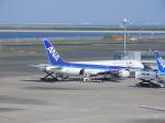 鬼の手さんが、羽田空港で撮影した全日空 767-381の航空フォト(写真)
