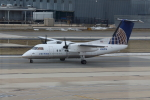 Koenig117さんが、ワシントン・ダレス国際空港で撮影したコミュートエア DHC-8-202Q Dash 8の航空フォト(写真)