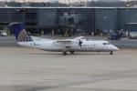 Koenig117さんが、ワシントン・ダレス国際空港で撮影したコミュートエア DHC-8-314Q Dash 8の航空フォト(写真)
