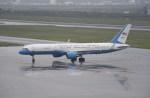 kumagorouさんが、仙台空港で撮影したアメリカ空軍 VC-32A (757-2G4)の航空フォト(写真)