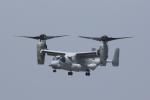 buntaroさんが、中部国際空港で撮影したアメリカ海兵隊 MV-22Bの航空フォト(写真)