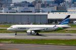 福岡空港 - Fukuoka Airport [FUK/RJFF]で撮影されたエアプサン - Air Busan [BX/ABL]の航空機写真