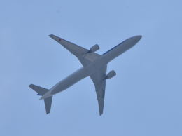 canaanさんが、下志津駐屯地で撮影した全日空 777-381の航空フォト(飛行機 写真・画像)