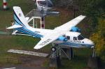 りんたろうさんが、成田国際空港で撮影したアジア航測 680E Commanderの航空フォト(写真)