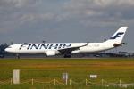 りんたろうさんが、成田国際空港で撮影したフィンエアー A330-302Xの航空フォト(写真)