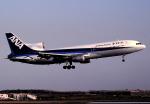 チャーリーマイクさんが、羽田空港で撮影した全日空 L-1011-385-1 TriStar 1の航空フォト(写真)