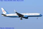 Chofu Spotter Ariaさんが、横田基地で撮影したアメリカ空軍 757-2Q8の航空フォト(写真)