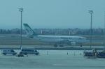 とらとらさんが、アタテュルク国際空港で撮影したマーハーン航空 A300B4-605Rの航空フォト(飛行機 写真・画像)