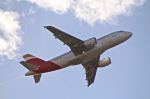 とらとらさんが、リスボン・ウンベルト・デルガード空港で撮影したイベリア航空 A319-111の航空フォト(飛行機 写真・画像)