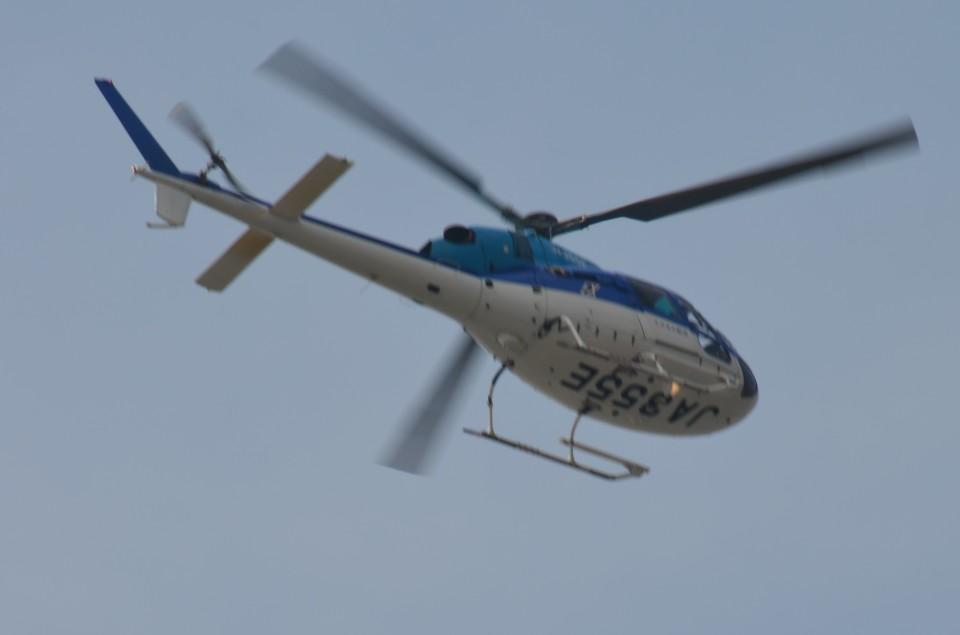 ヘリオスさんのエクセル航空 Eurocopter AS355 Ecureuil 2/TwinStar (JA355E) 航空フォト