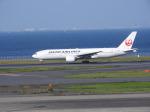 鬼の手さんが、羽田空港で撮影した日本航空 777-289の航空フォト(写真)