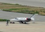 じーく。さんが、神戸空港で撮影したスカイマーク 510 Citation Mustangの航空フォト(写真)