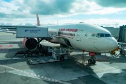 m-takagiさんが、サンフランシスコ国際空港で撮影したエア・インディア 777-237/LRの航空フォト(飛行機 写真・画像)