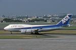 Gambardierさんが、伊丹空港で撮影した全日空 747-481の航空フォト(写真)