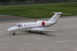 tombowさんが、山形空港で撮影したロイヤル化粧品 525A Citation CJ2の航空フォト(写真)