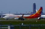 CB20さんが、成田国際空港で撮影した海南航空 737-84Pの航空フォト(写真)
