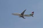 matsuさんが、フランクフルト国際空港で撮影したサモン・エア 737-8GJの航空フォト(写真)